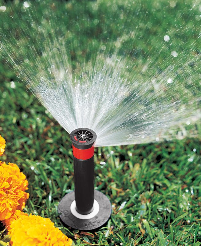 Sprinkler Head and Nozzle Installation | Greenside ...
