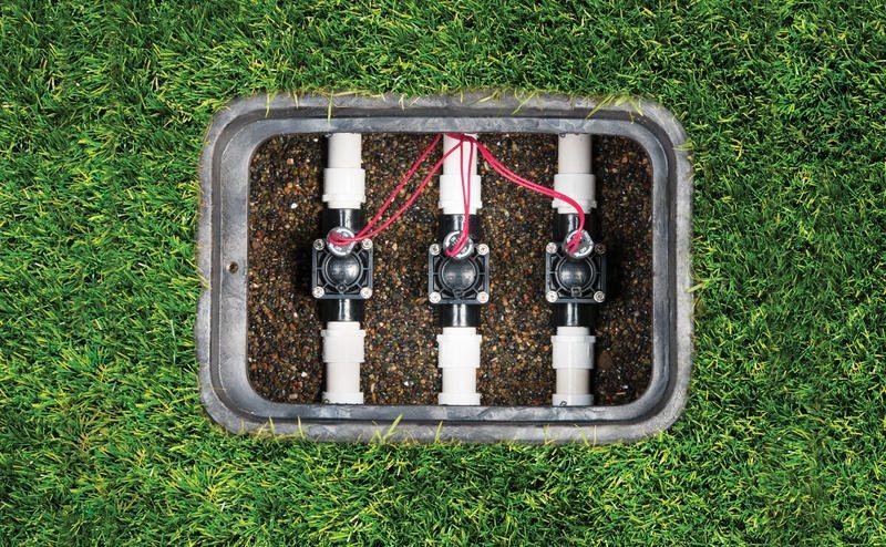 Sprinkler Valve Maintenance Greenside Sprinkler Repair